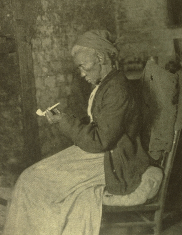 Born a slave, Lucy was the oldest of the former slaves at Hermitage plantation, being nearly one hundred (Matthews).